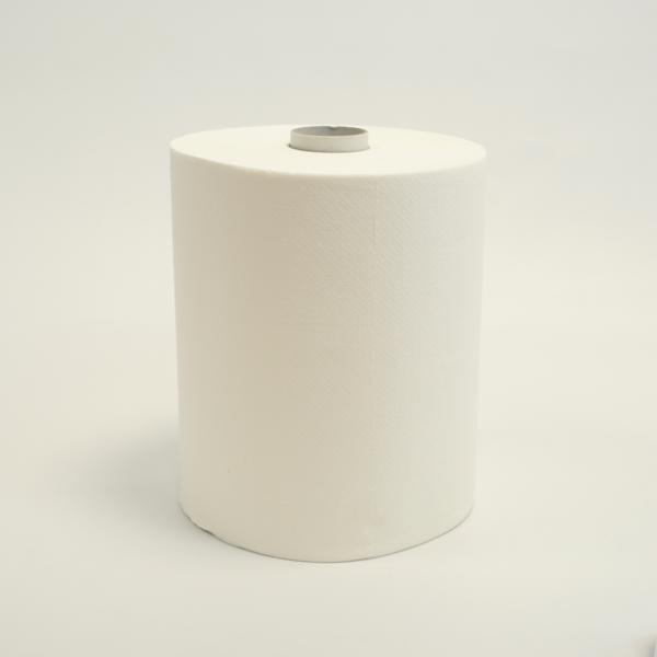 6 Rollen Papierhandtücher 2-lagig á 140 m, JUMBOPACK, endlos, 6 Rollen/Sack