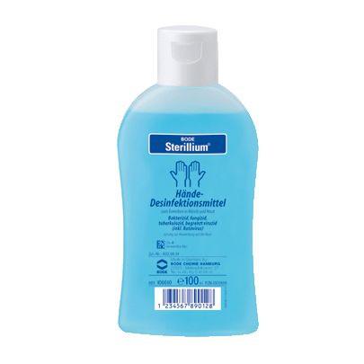 100 ml Sterillium® Händedesinfektion | Pocketflasche