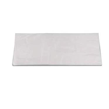 Staubwischtuch/Staubbindetuch weiß 60 x 25 cm, gebrauchsfertig imprägniert | 100 Tücher/Pack