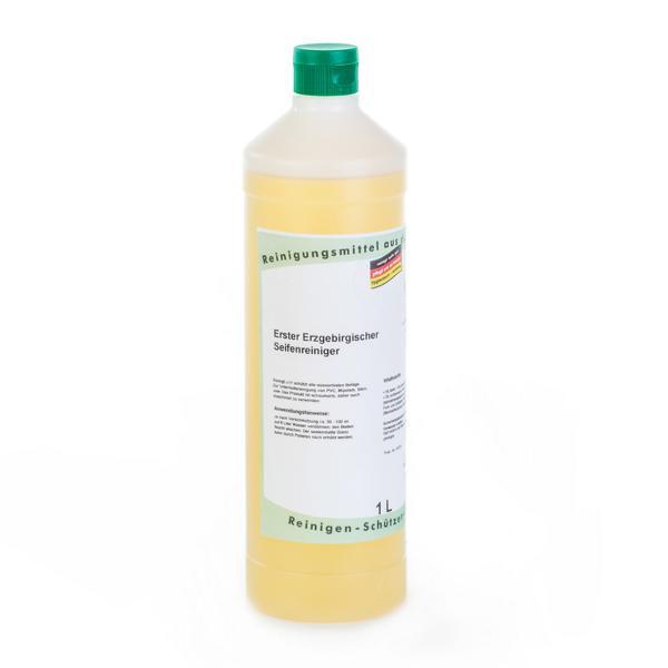 1 Liter Erster Erzgebirgischer Seifenreiniger | auf natürlicher Seifenbasis
