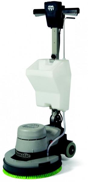 """Einscheibenmaschine """"Numatic NRT1530"""" komplett inklusive PadLoc-Flexi-Drive-Treibteller"""