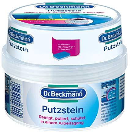Dr. Beckmann Putzstein - Universelle, kraftvolle Reinigung im ganzen Haus 400 g