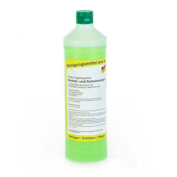 1 Liter Erster Erzgebirgischer Neutral- und Schonreiniger | schonender, universeller Reiniger