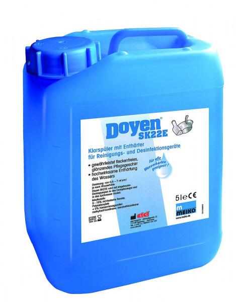Etol® Doyen SK22E | 5 Liter | Steckbeckenklarspüler und Enthärter