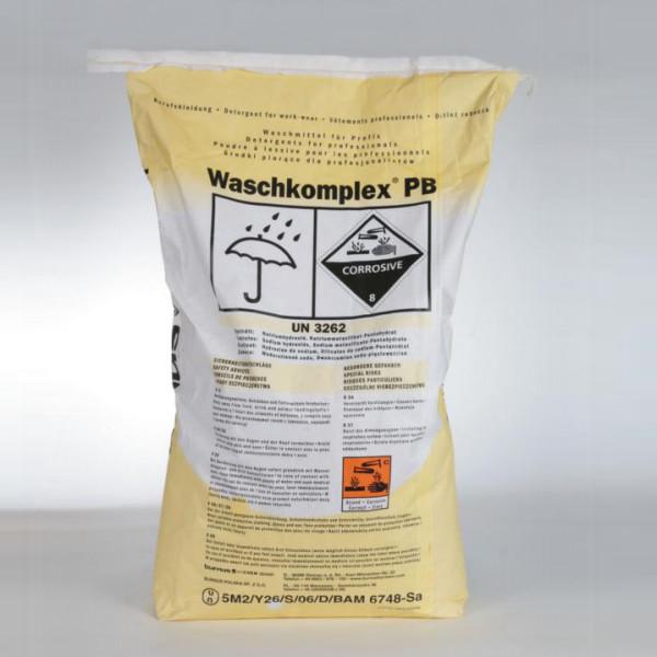 25 kg Waschkomplex PB für Berufsbekleidung 60 - 70°C