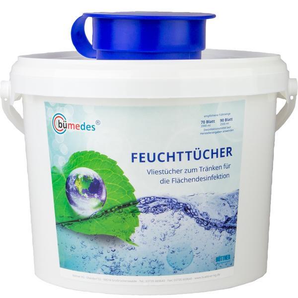 Spenderdeckel für Spendereimer 5,7 Liter | für 2,5 Liter gebrauchsfertige Desinfektionslösug