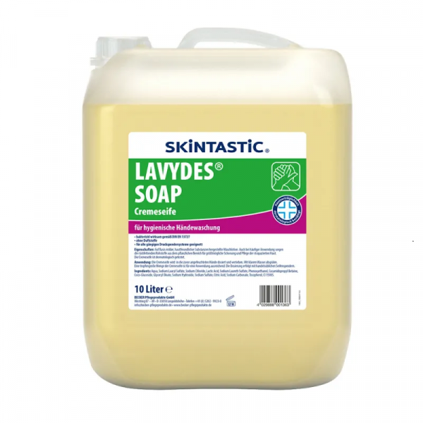 Skintastic Lavydes Soap   Cremeseife   10 Liter