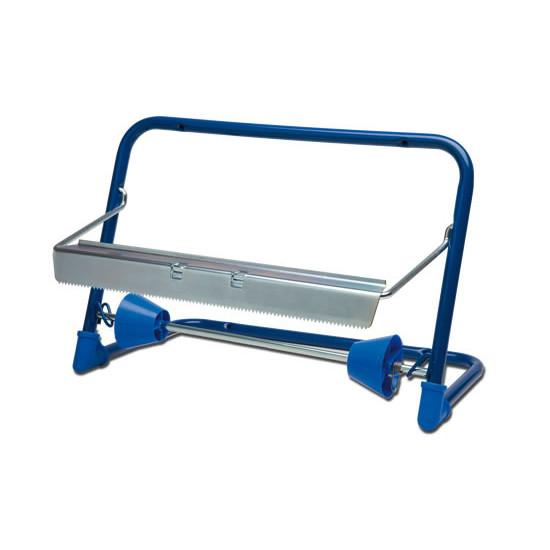 Putztuchrollen-Wandhalter für Putztuchrollen bis 40 cm Breite