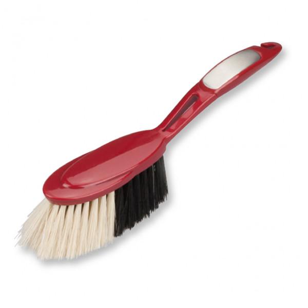 Handfeger, Haarmischung, weißer Bart