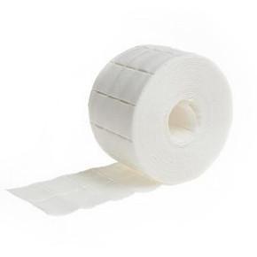 1000 Stück Med Comfort Zellstofftupfer 4x5 cm | unsteril auf Rolle, 2 Rollen á 500 Stück