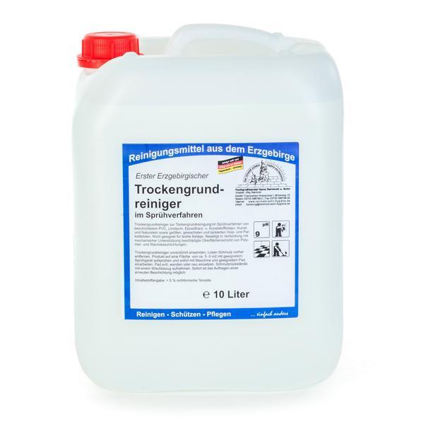 10 Liter Erster Erzgebirgischer Trockengrundreiniger   Aufsprühen - Grundreinigen - neu Beschichten