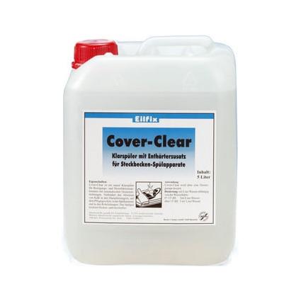 Eilfix® Cover Clear Klarspüler für Steckbecken-Spülmaschinen, 5 Liter