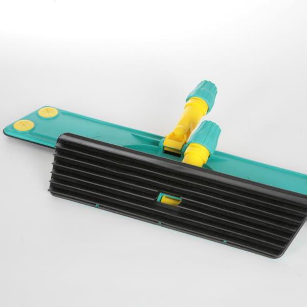 Trapezwischer LAMELLO 40 cm, Kunststoff-Wischer mit Lamellen
