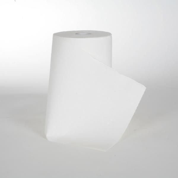 12 Rollen Papierhandtücher Innenabrollung 2-lagig á 72 m, Zellstoff weiß, 12 Rollen/Sack