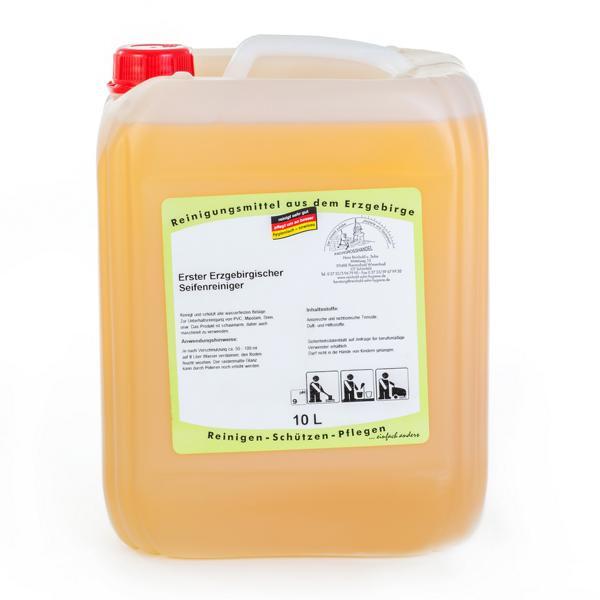 10 Liter Erster Erzgebirgischer Seifenreiniger | auf natürlicher Seifenbasis