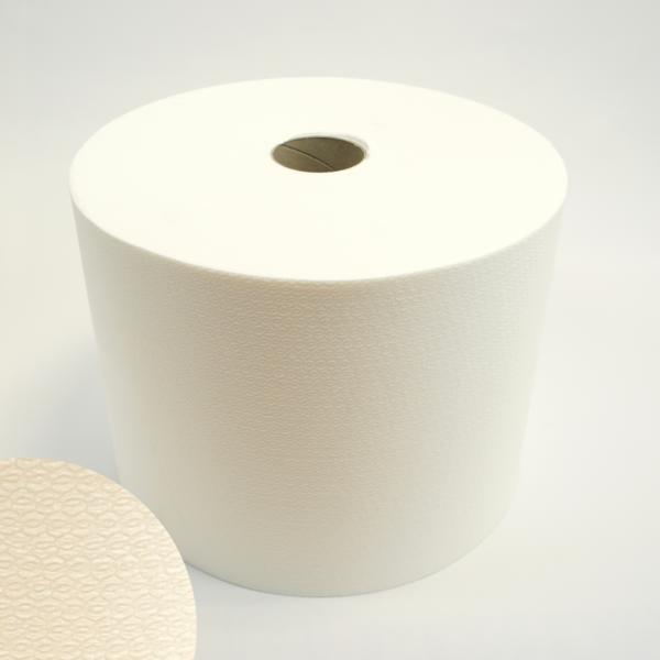 """1 Rolle Papierhandtücher lösungsmittelbeständig 1-lagig á 190 m, Zellulose weiß, """"Itex Sorba Tex"""""""