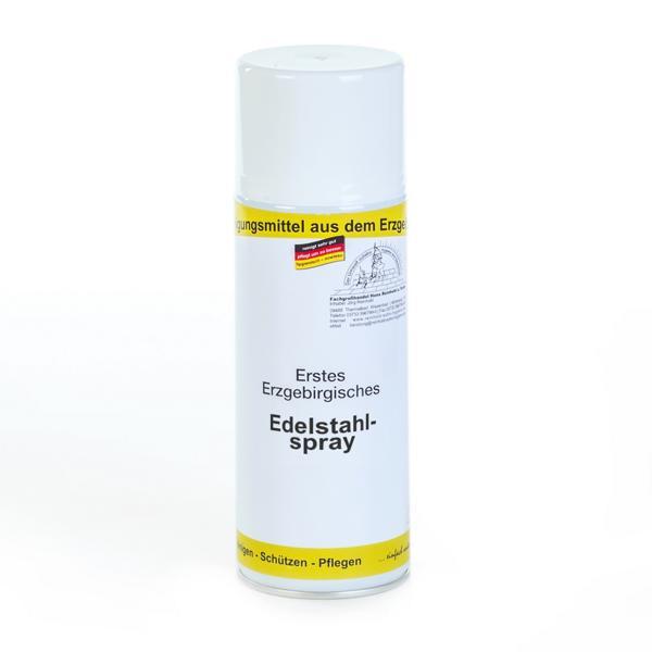 400 ml Erstes Erzgebirgisches Edelstahlspray   Farbspray aus rostfreiem Stahl