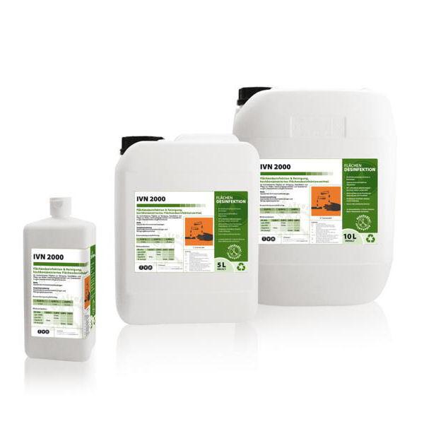 5 Liter IVN 2000 Flächendesinfektionsreiniger | Desinfektionsmittel