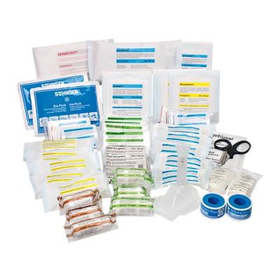 Söhngen® Verbandkasten-Füllungen Industrie Norm nach DIN 13169 | mit Air-Vita Bi-Protect Beatmungshi