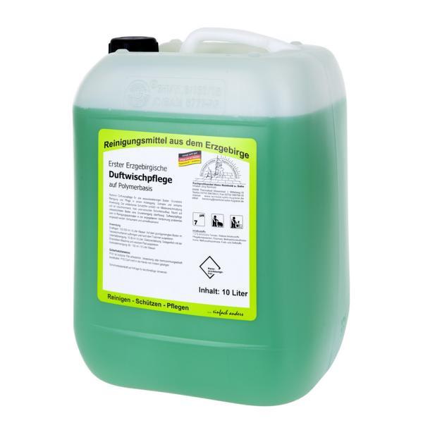 10 Liter Erste Erzgebirgische Duftwischpflege, kennzeichnungsfrei I auf Polymerbasis