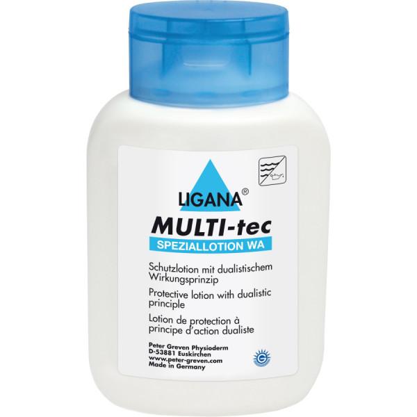 Ligana® MULTI-tec, Hautschutzcreme bei wechselnden Belastungen | 100 ml Tube
