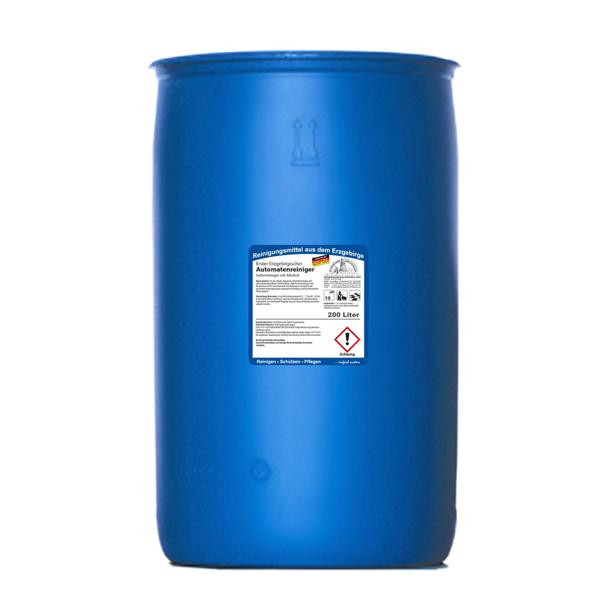 200 Liter Erster Erzgebirgischer Automatenreiniger | Seifenreiniger mit Alkohol