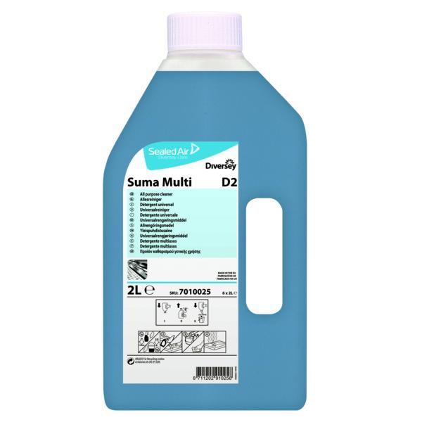 2 Liter Suma Multi D2 | Universalreiniger