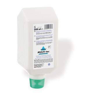 2 Liter Varioflasche Ligana® MULTI-tec, Hautschutzcreme bei wechselnden Belastungen