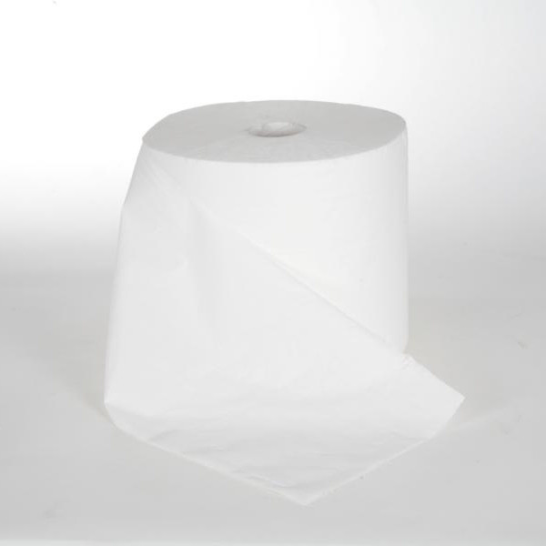 "6 Rollen Papierhandtücher á 140 m 2-lagig, Zellstoff weiß, ""CON ROLL"", 6 Rollen/Sack"
