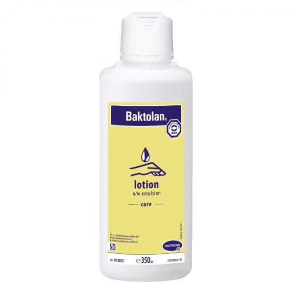 350 ml Baktolan® lotion | feuchtigkeitsspendende Öl-in-Wasser-Pflegelotion