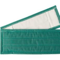 Borstenmopp 40 cm | grün | Material: grüne Polyamidborsten (vollflächig), Aufnahme: Tasche