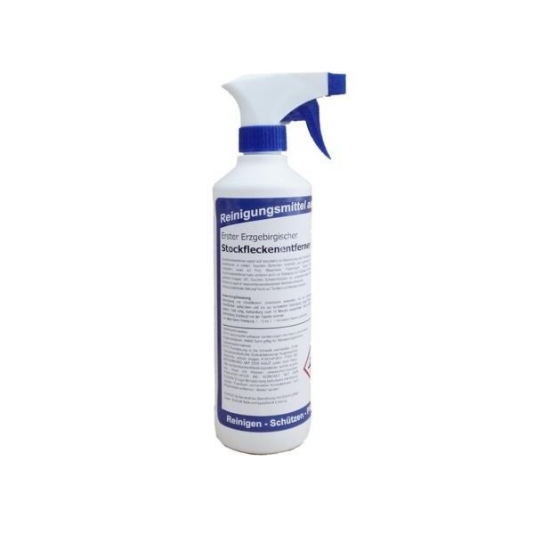 500 ml Erster Erzgebirgischer Stockfleckenentferner | gebrauchsfertig mit Sprüher