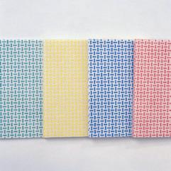 10 Stück Spültuch/Wischtuch/Universaltuch 35 x 40 cm | beschichtet | für eine fusselfreie Reinigung