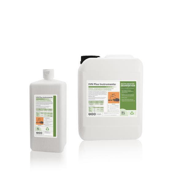 1 Liter IVN Plus Instrumente | Instrumentendesinfektion aldehydfrei und phenolfrei
