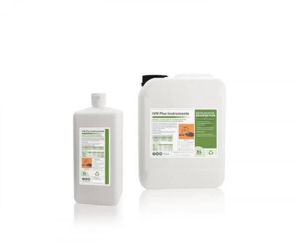5 Liter IVN Plus Instrumente | Instrumentendesinfektion aldehydfrei und phenolfrei