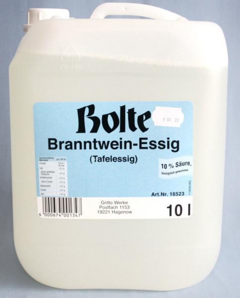 Bolte Branntwein-Essig   10 Liter