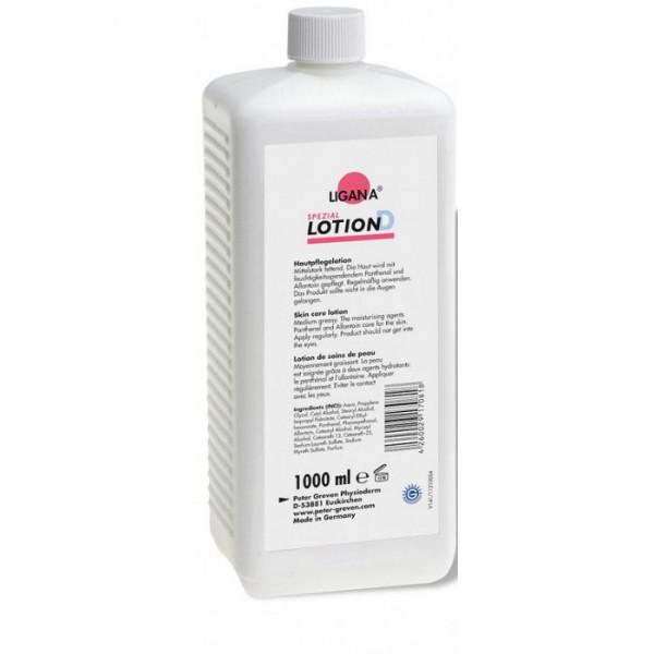 1 Liter GREVEN® Speziallotion D | Pflegelotion für Hände, Gesicht und den ganzen Körper