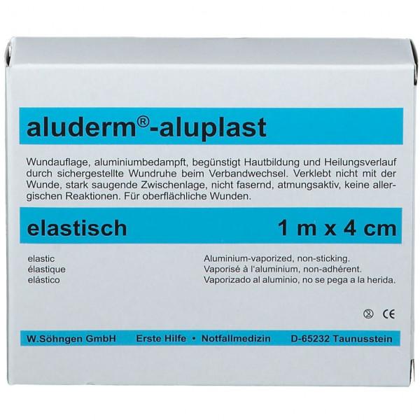 Söhngen® aluderm®-aluplast elastisches Pflaster   1 m x 4 cm