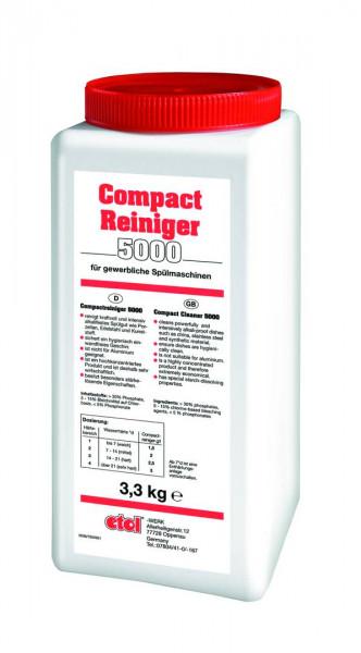 3,3 kg Etol® Compactreiniger 5000 | hochkonzentrierter Geschirrreiniger