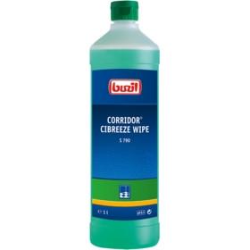 1 Liter S790 Corridor® Cibreeze Wipe   Bodenunterhaltsreiniger, Wischpflege mit Geruchsblocker