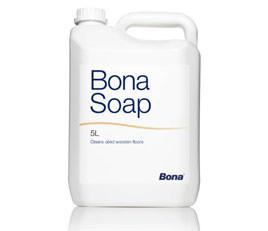 5 Liter Bona Soap | leicht alkalischer Reiniger für geölte Böden