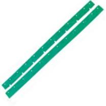Zubehör/Ersatzteil: Numatic Serilor Gummilippen-Set, 805 mm grün