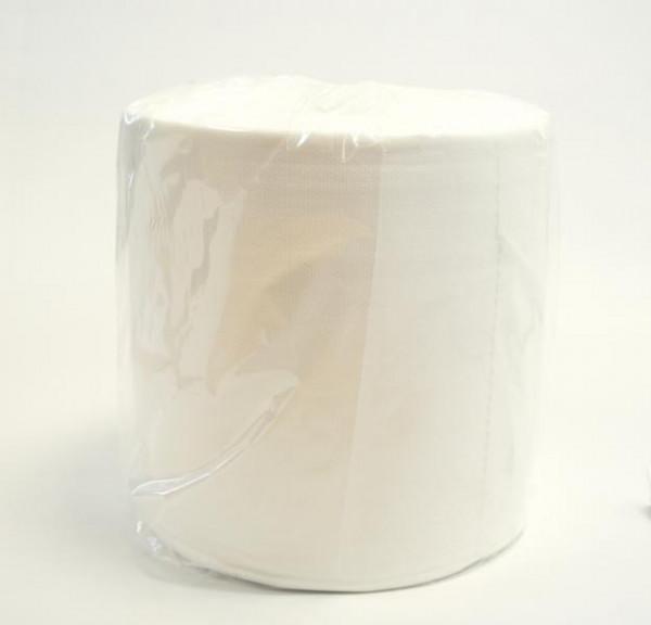 1 Putztuchrolle Poliertuch Vlies 70 g/m², weiß, lösungsmittelbeständig | 500 Blatt/Rolle
