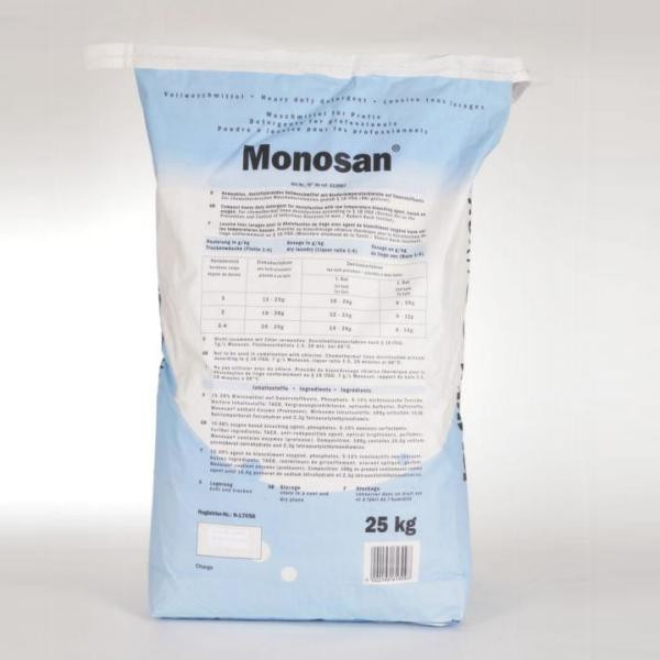 20 kg MONOSAN®   Desinfektionswaschmittel phosphathaltig, chemo-thermisches Desinfektion