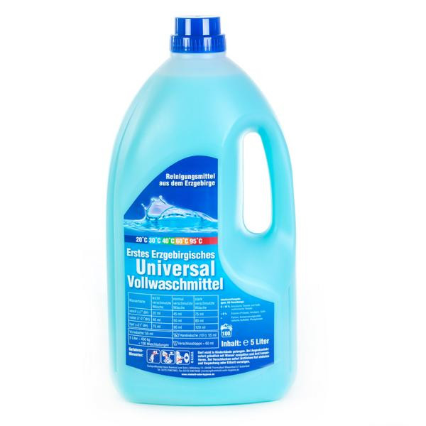 5 Liter Erstes Erzgebirgisches Universal Vollwaschmittel flüssig | Universalwaschmittel