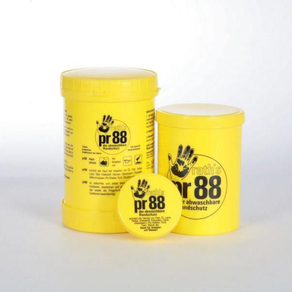 100 ml pr88 Hautschutzcreme wasserlöslich