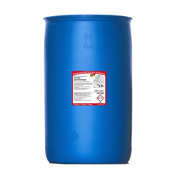 200 Liter Erster Erzgebirgischer Sanitärduftreiniger, mit Avocado-Duft | Unterhaltsreiniger