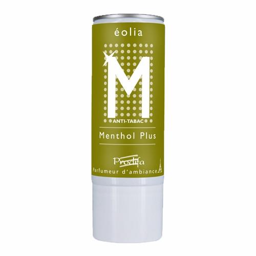 Raumduft Eolia Menthol plus | 400 ml | beseitigt Tabakgerüche und parfümiert den Raum