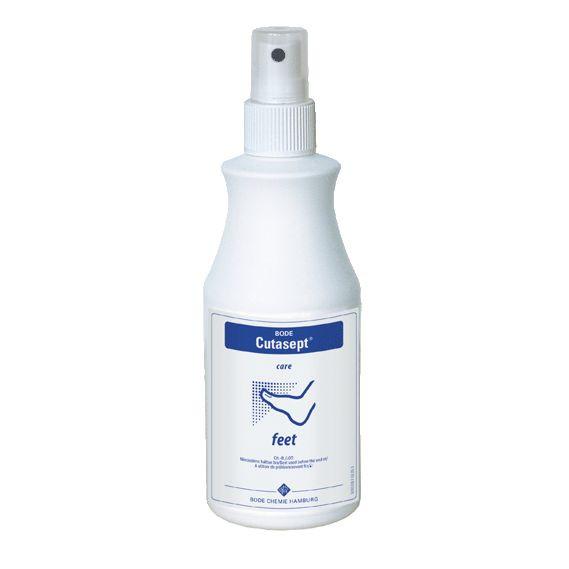 250 ml Cutasept® feet | Vital-Fußpflege und Fußpilzprophylaxe, Sprühflasche