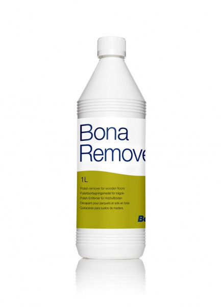 1 Liter Bona Remover | Grundreiniger entfernt alte Pflegemittelschichten auf versiegelten Parket